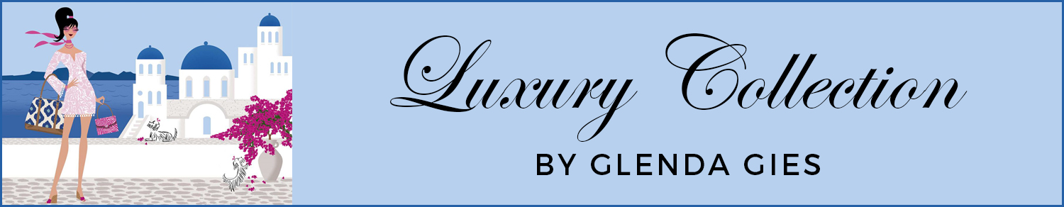 Luxury collection by Glenda Gies